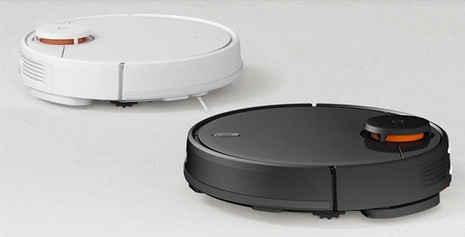 El robot aspirador Xiaomi Mop P