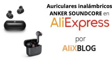 Los mejores auriculares inalábricos de la marca Anker en AliExpress