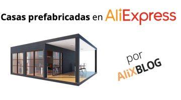 ¿Te comprarías una casa prefabricada en AliExpress?