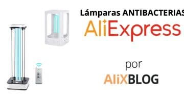 Analizamos las lámparas UV germicidas de AliExpress