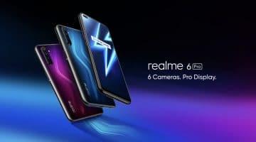 El nuevo Realme 6 Pro sorprende por su prestaciones y precio