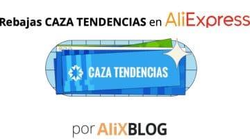 Trend Spotting Sale: rebajas con cupones de hasta 10 euros de descuento para comprar en AliExpress
