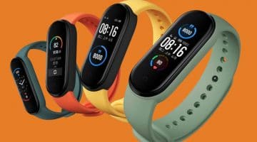 The New Xiaomi Mi Band 5 is Already Available on AliExpress
