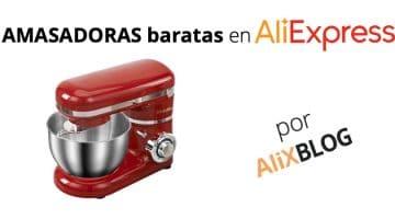 Las mejores marcas de amasadoras para cocinar como un experto. Opiniones y ofertas en AliExpress