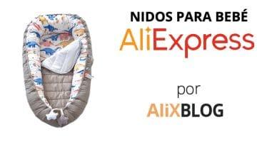 Comparamos los mejores nidos para bebé en AliExpress