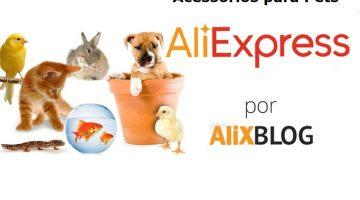 Os melhores acessórios baratos para animais de estimação no AliExpress