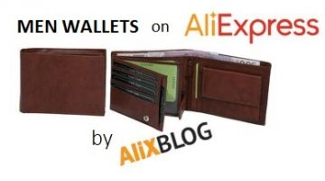 How to find wallets, purses and cardholders for men and women on AliExpress