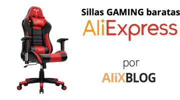Analizamos las top 4 marcas de sillas gaming que podrás encontrar en AliExpress