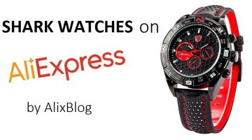 Shark Watches on AliExpress – Prices and Opinions
