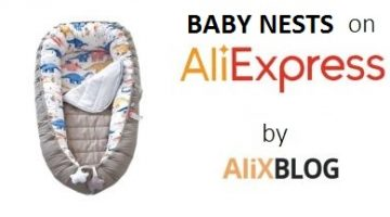 Comparison of the Best Baby Nests Brands on AliExpress