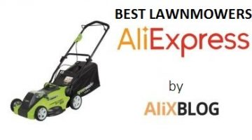 Review of Some Lawnmower Chinese Brands Available on AliExpress