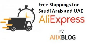 AliExpress Direct: Free and Fast Shipping to Saudi Arabia and UAE