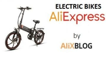 Best Electric Bikes on AliExpress. Offers, Opinions and Everything You need to Know