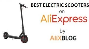 Definitive Guide to The Best Electric Scooter Brands on AliExpress