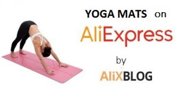 High quality and low-priced yoga mats on AliExpress