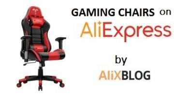 Review of the Top 4 Brands of Gaming Chairs Available on AliExpress