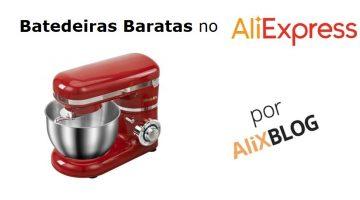 Melhores Batedeiras no AliExpress a Bons Preços