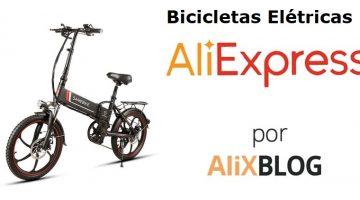 Melhores Bicicletas Elétricas do AliExpress