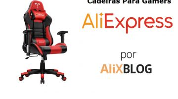 4 Principais Marcas de Cadeiras para Gamer Que Você Pode Encontrar no AliExpress