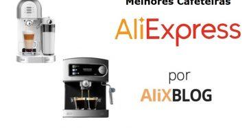 Melhores Cafeteiras Disponíveis no AliExpress