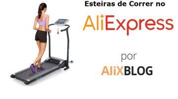 Análise das melhores marcas de esteira no AliExpress
