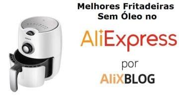 Fritadeiras sem óleo baratas | Melhores marcas no AliExpress