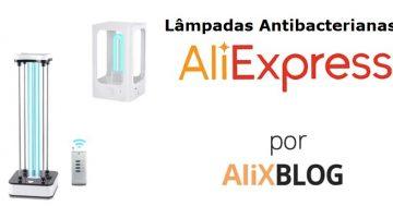 Melhores lâmpadas UV antibacterianas do AliExpress