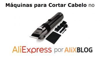 7 Melhores Máquinas Para Cortar Cabelo no AliExpress