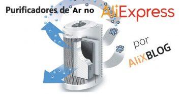 Purificadores de ar: guia para encontrar a bons preços no AliExpress