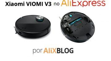 Xiaomi Viomi V3 aspirador de pó robô, é melhor do que o Roborock?